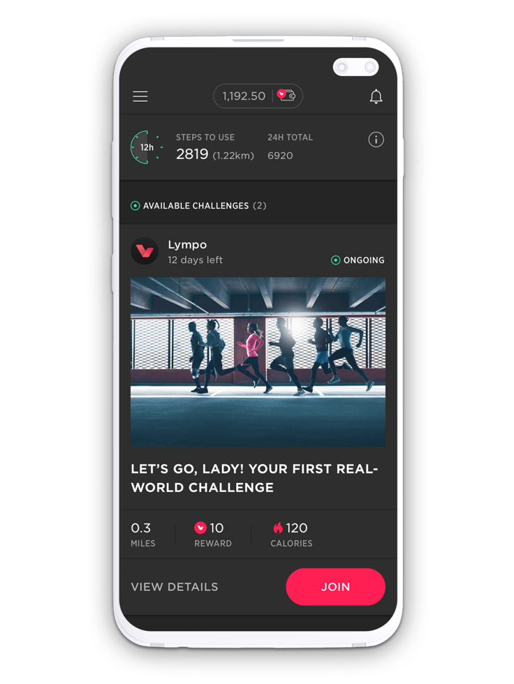 lympo-daily-health-tasks